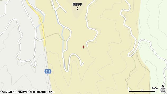 大分県佐伯市鶴見大字沖松浦280周辺の地図