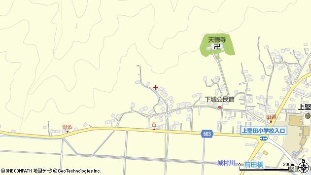 大分県佐伯市長谷8698周辺の地図