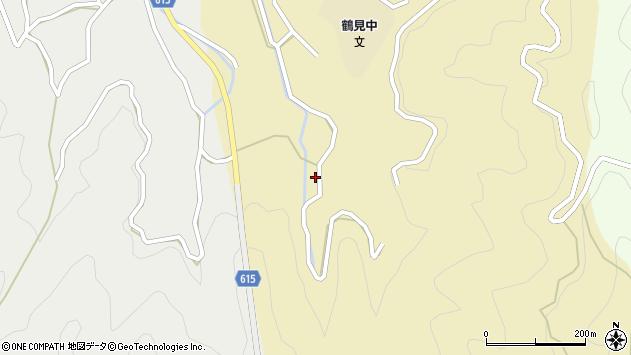 大分県佐伯市鶴見大字沖松浦151周辺の地図