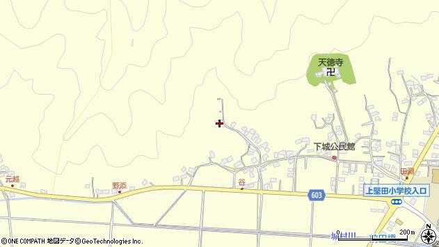 大分県佐伯市長谷8650周辺の地図