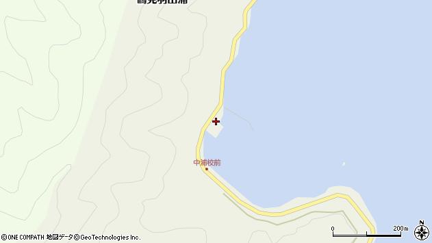 大分県佐伯市鶴見大字羽出浦733周辺の地図