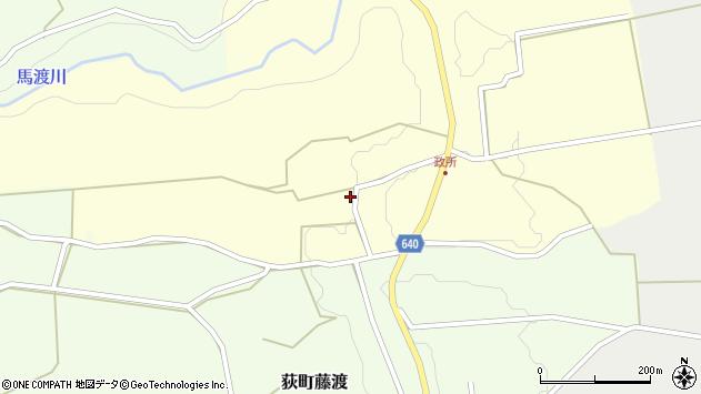 大分県竹田市荻町政所238周辺の地図
