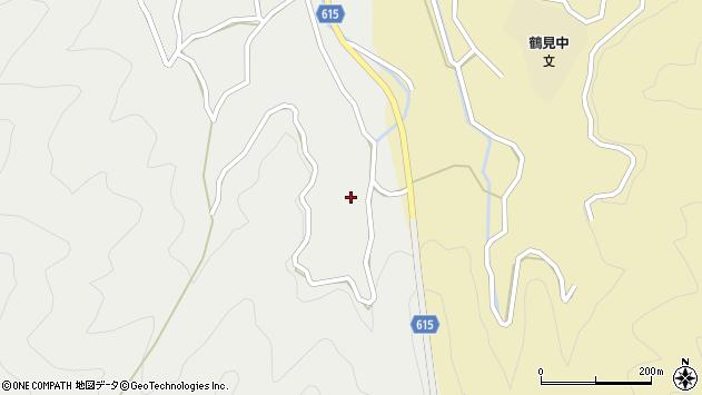 大分県佐伯市鶴見大字地松浦1815周辺の地図