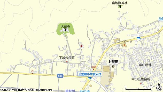 大分県佐伯市長谷9368周辺の地図