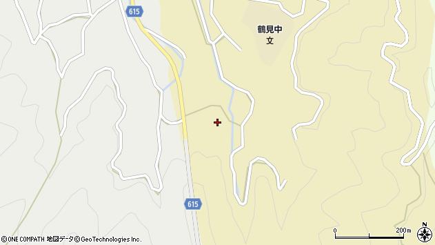 大分県佐伯市鶴見大字沖松浦107周辺の地図