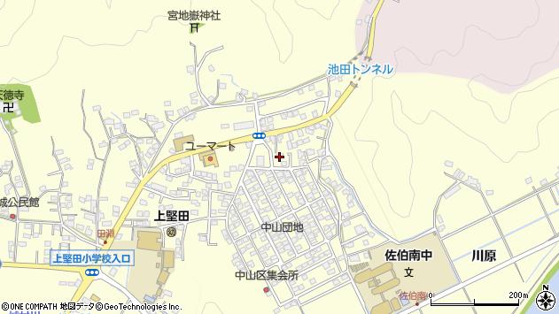 大分県佐伯市長谷10323周辺の地図