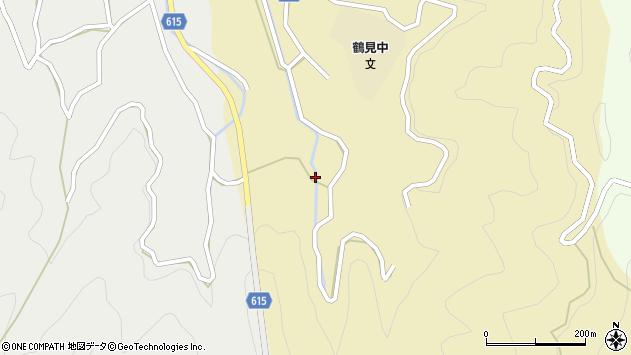 大分県佐伯市鶴見大字沖松浦109周辺の地図