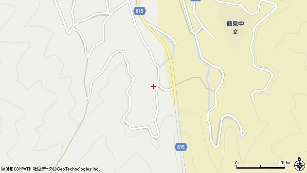 大分県佐伯市鶴見大字地松浦1810周辺の地図