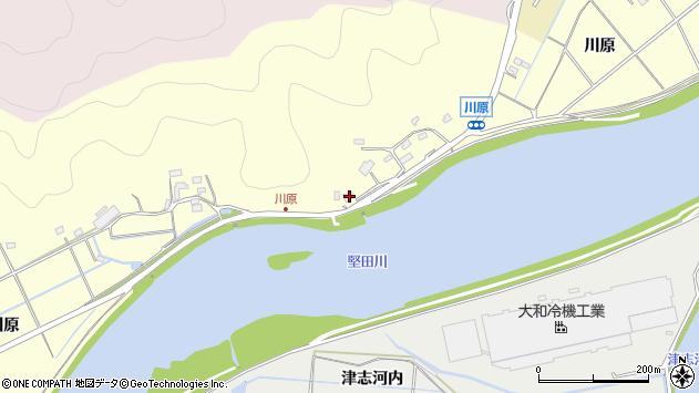大分県佐伯市長谷10725周辺の地図