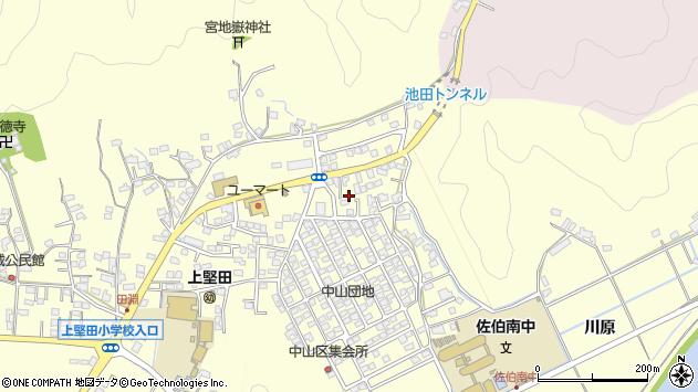 大分県佐伯市長谷10322周辺の地図