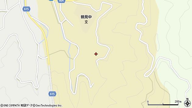 大分県佐伯市鶴見大字沖松浦338周辺の地図