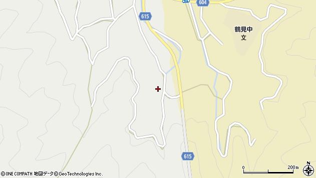 大分県佐伯市鶴見大字地松浦1812周辺の地図