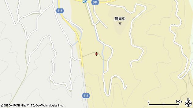 大分県佐伯市鶴見大字沖松浦87周辺の地図