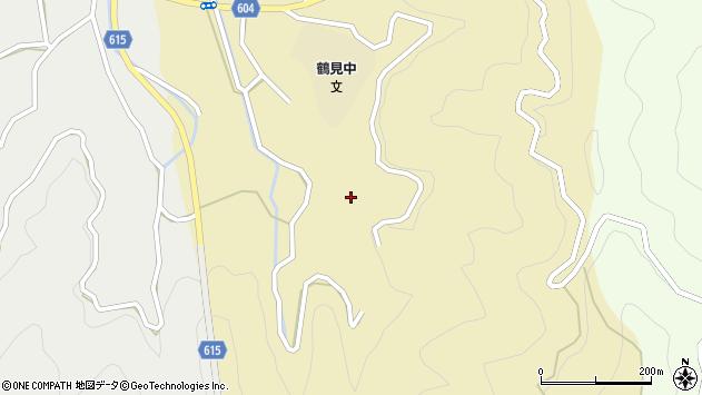 大分県佐伯市鶴見大字沖松浦292周辺の地図