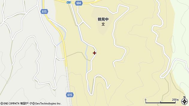 大分県佐伯市鶴見大字沖松浦301周辺の地図