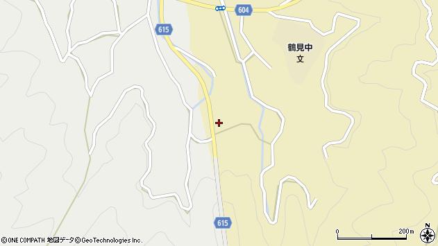 大分県佐伯市鶴見大字沖松浦90周辺の地図