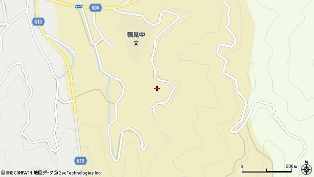 大分県佐伯市鶴見大字沖松浦329周辺の地図
