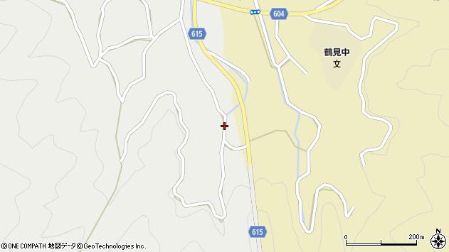 大分県佐伯市鶴見大字地松浦1896周辺の地図