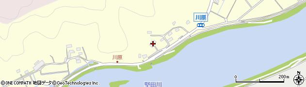 大分県佐伯市長谷10730周辺の地図