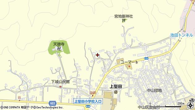 大分県佐伯市長谷8927周辺の地図