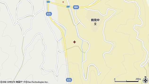 大分県佐伯市鶴見大字沖松浦83周辺の地図