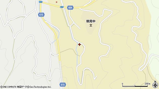 大分県佐伯市鶴見大字沖松浦312周辺の地図