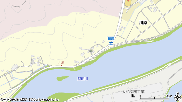 大分県佐伯市長谷10755周辺の地図