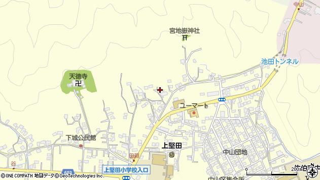大分県佐伯市長谷9010周辺の地図
