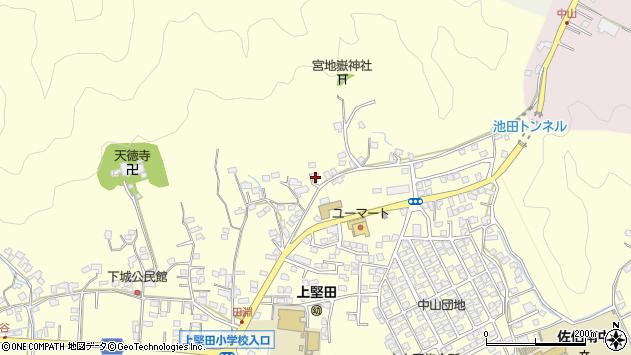 大分県佐伯市長谷9029周辺の地図