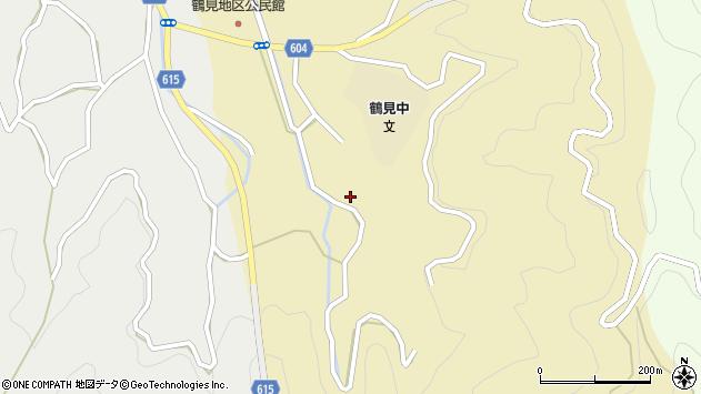 大分県佐伯市鶴見大字沖松浦401周辺の地図