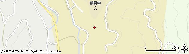 大分県佐伯市鶴見大字沖松浦405周辺の地図