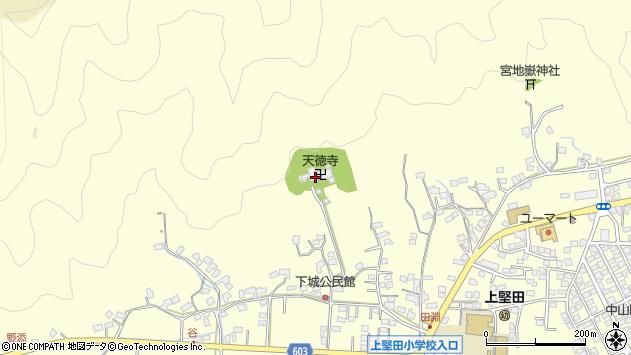 大分県佐伯市長谷9407周辺の地図