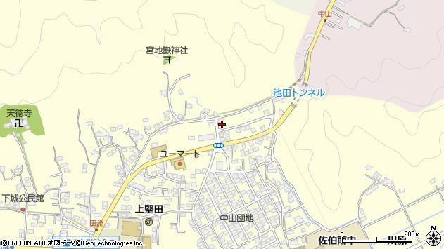 大分県佐伯市長谷10314周辺の地図