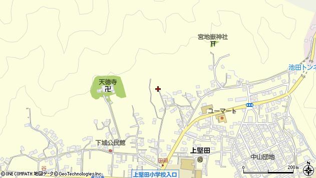大分県佐伯市長谷9333周辺の地図