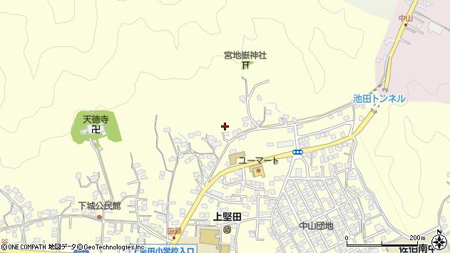 大分県佐伯市長谷9031周辺の地図
