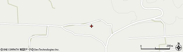 大分県竹田市荻町新藤481周辺の地図