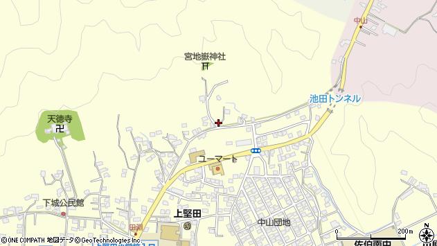 大分県佐伯市長谷8972周辺の地図