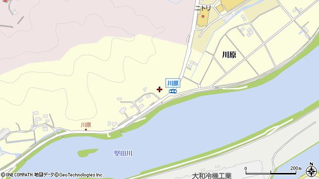 大分県佐伯市長谷10766周辺の地図