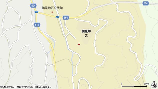 大分県佐伯市鶴見大字沖松浦443周辺の地図