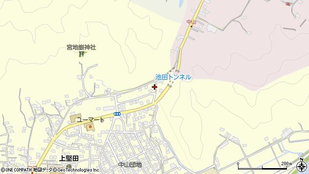 大分県佐伯市長谷10348周辺の地図