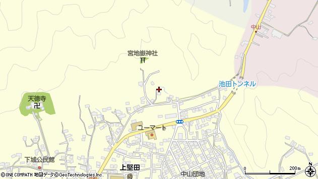 大分県佐伯市長谷10272周辺の地図