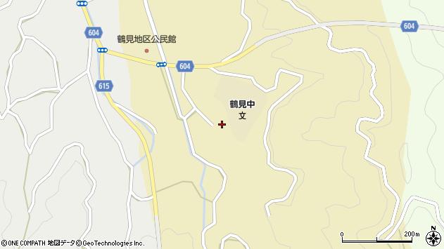 大分県佐伯市鶴見大字沖松浦485周辺の地図
