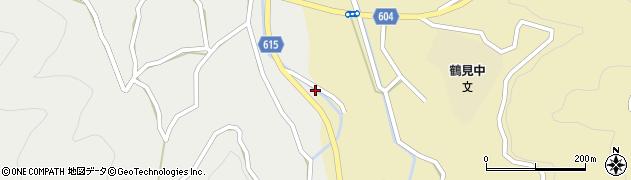 大分県佐伯市鶴見大字沖松浦11周辺の地図