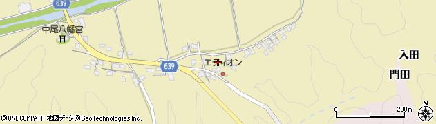 大分県竹田市吉田2017周辺の地図