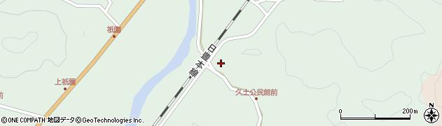 大分県佐伯市弥生大字江良2729周辺の地図