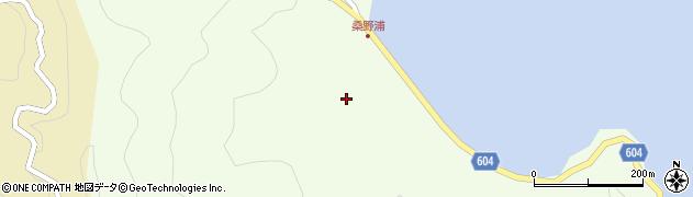大分県佐伯市鶴見大字有明浦217周辺の地図