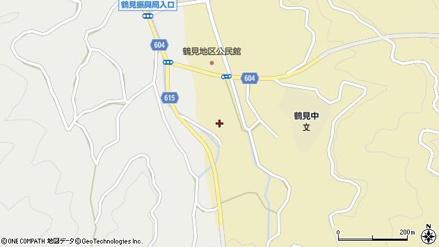 大分県佐伯市鶴見大字沖松浦51周辺の地図