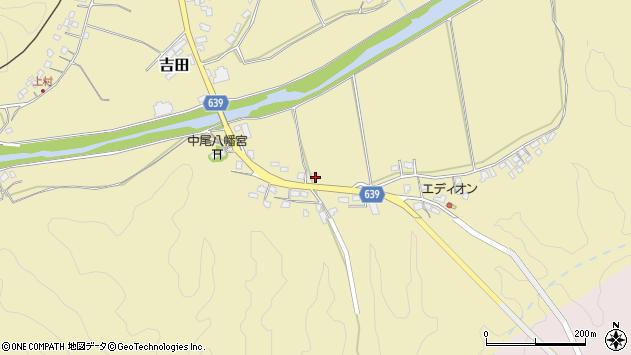 大分県竹田市吉田2064周辺の地図