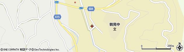 大分県佐伯市鶴見大字沖松浦429周辺の地図