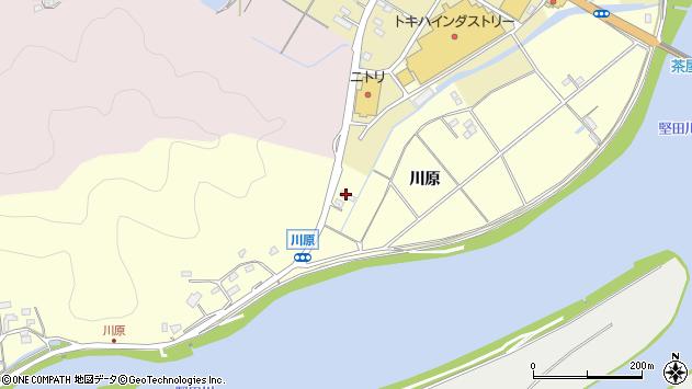 大分県佐伯市長谷10793周辺の地図